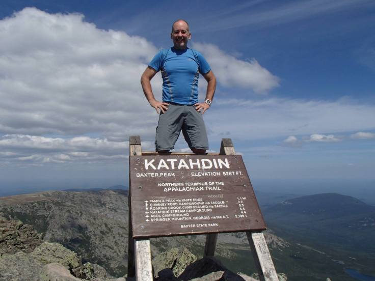 joe on katahdin