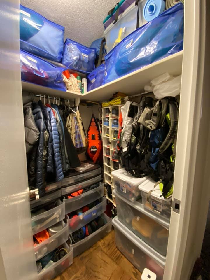 brian gear storage